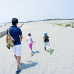 中田島砂丘は人間観察をするのにおすすめ