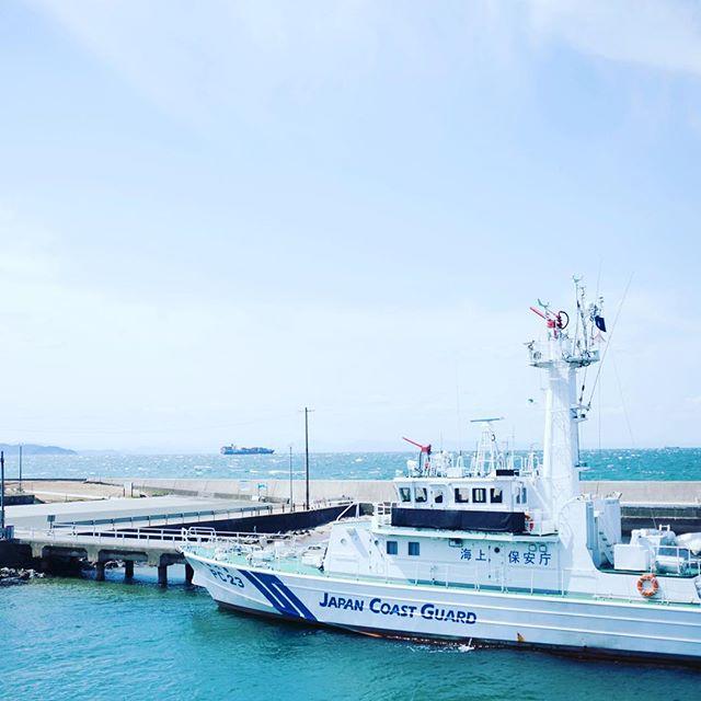 空が広いわー#伊勢湾フェリー (Instagram)