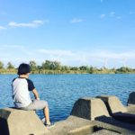 釣り#天竜川 #手長エビ (Instagram)