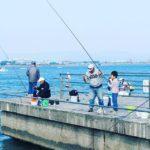 海釣りデビュー。釣り店のおっちゃんに教えてもらいました。#浜名湖 #海釣り (Instagram)