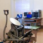 鴨江アートセンターで、活版印刷 x 3Dプリンターワークショップをしてきました