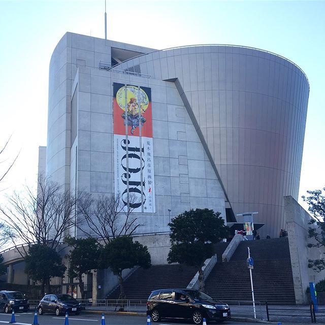 妻の帰省に合わせて大阪散策。天保山でJOJO展を観る。原画もさることながら、荒木飛呂彦の頭の中を覗けたのがよかった。 (Instagram)