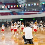 息子、幼稚園の運動会に参加するの巻
