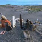 中田島砂丘のアートイベント「椅子と惑星」 その2